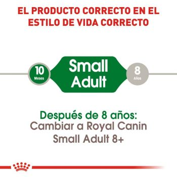 Royal Canin Small Adult 6.36 kg