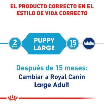 Royal Canin Large Puppy 15.9 kg
