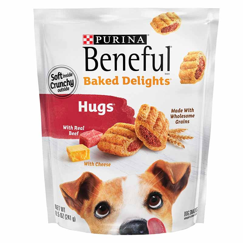 Beneful Baked Delights 4x8.5oz MX