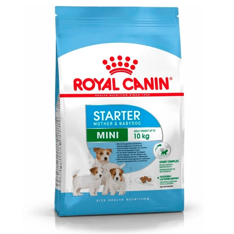 Royal Canin Mini Starter Mother & Baby