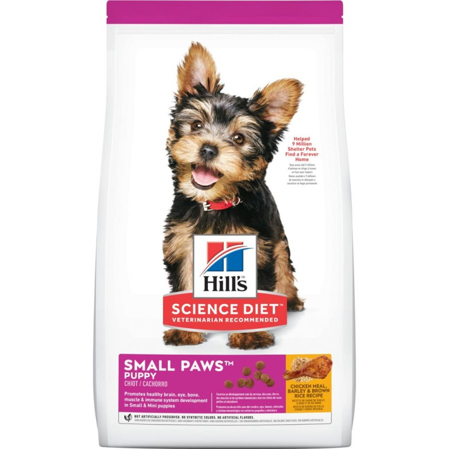 PUPPY SMALL PAWS 7KG
