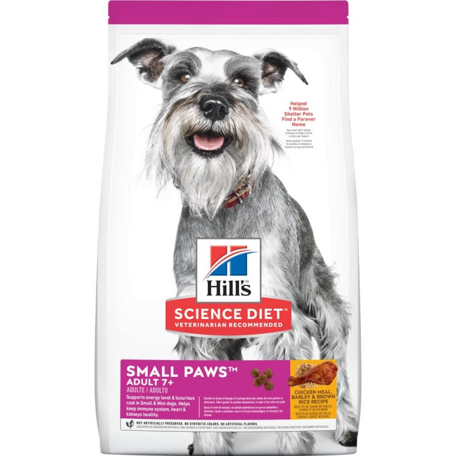 ADULT 7+ SMALL PAWS 2KG