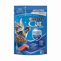 Cat Chow Adulto carne 85g