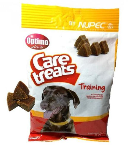 óptimo care treat training by nupec