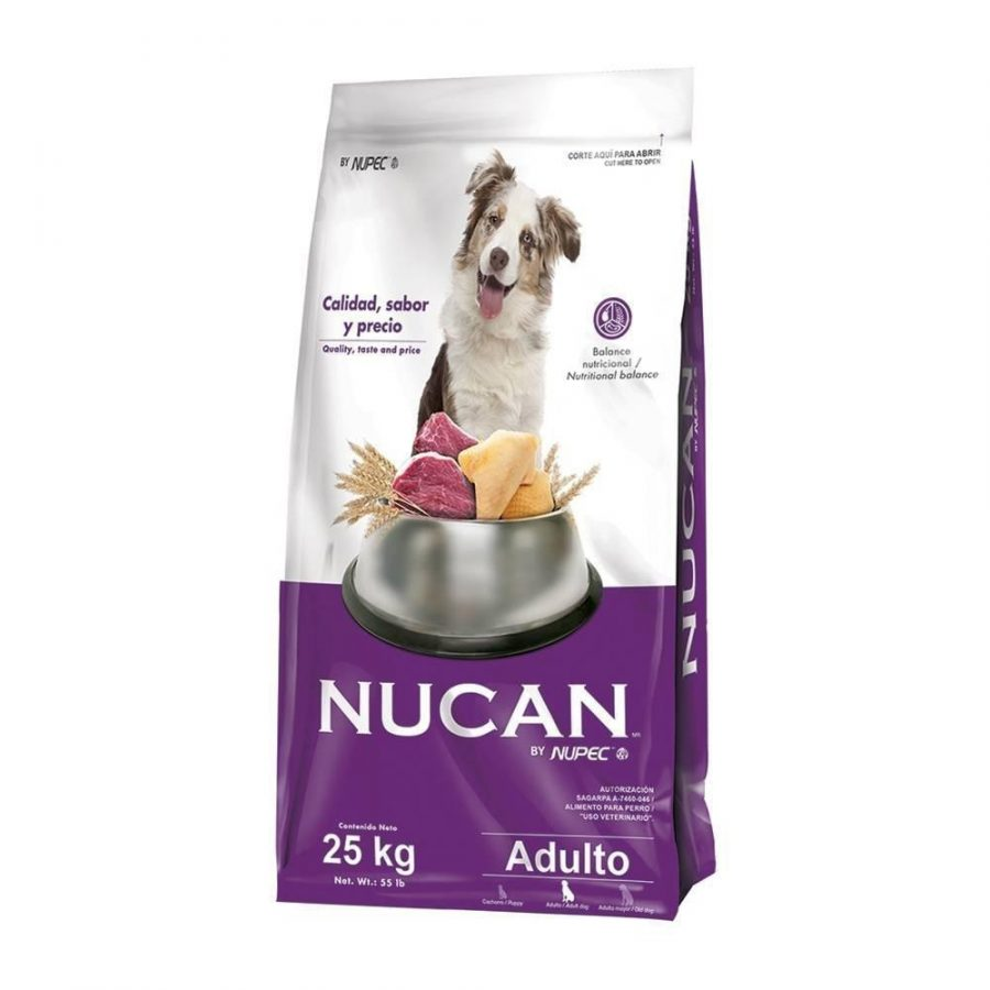 Nucan adulto 25kg by nupec